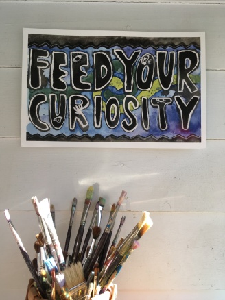 "The magic of wonder is celebrated with ""Feed Your Curiosity"""